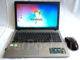 "Asus X550CC. 15.6"", 1,8ГГц, ОЗУ 4096 Мб, диск 320 Гб, WiFi, Bluetooth, аккумулятор на 3 ч."