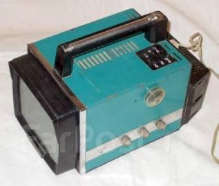 Продам телевизор (заря)с радиоприёмником. Оригинал