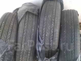 Bridgestone Dueler H/T. Летние, 2015 год, износ: 10%, 4 шт