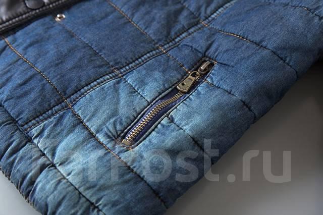 Куртки джинсовые. 40, 42, 44, 40-44