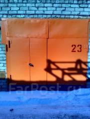 Гаражи капитальные. улица Павловского 1/3, р-н центральный, 26 кв.м., электричество, подвал.
