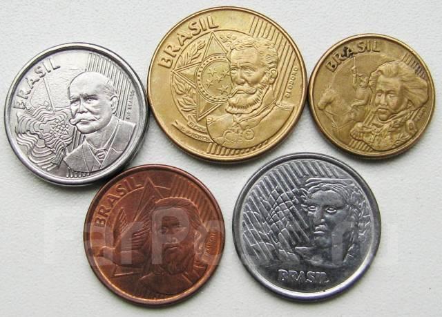 Бразилия. Подбор монет без повторов