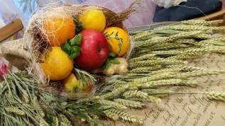 Фруктовые, овощные букеты в наличии и на заказ!