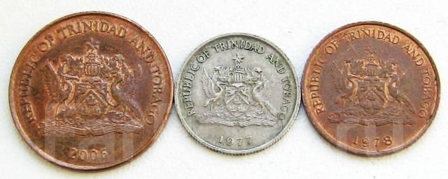 Тринидад и Тобаго. Подбор монет без повторов