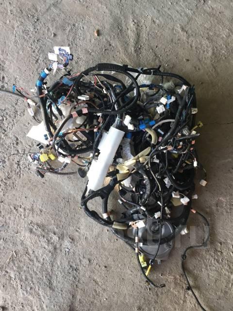 Проводка салона. Toyota Camry, ASV50, AVV50, GSV50 Двигатель 2ARFE