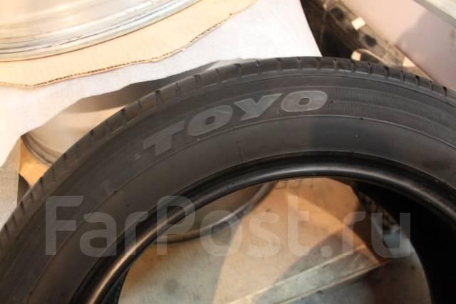 Toyo Proxes R30. Летние, 2013 год, износ: 20%, 4 шт