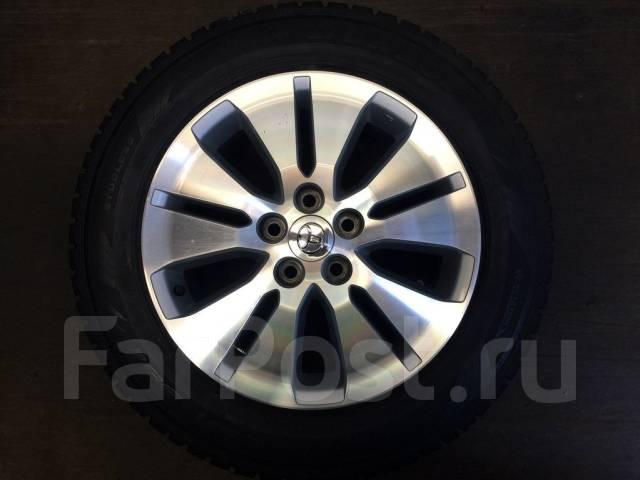 Toyota. 7.0x17, 5x114.30, ET45