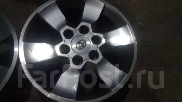 Toyota. 7.0x17, 6x139.70, ET15