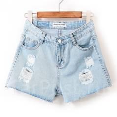 Шорты джинсовые. 42, 44