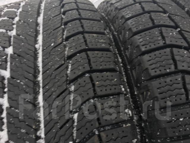 Michelin X-Ice. Зимние, без шипов, 2011 год, износ: 5%, 4 шт. Под заказ