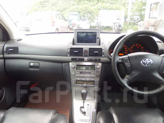 Датчик airbag. Toyota Avensis, AZT250, AZT251 Двигатель 2AZFSE