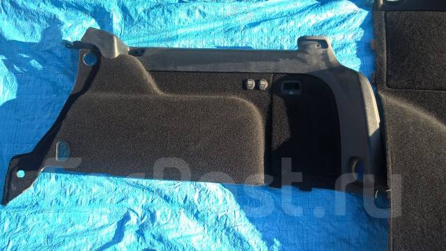Обшивка багажника. Volkswagen Passat, 3B3, 3B6, 3B