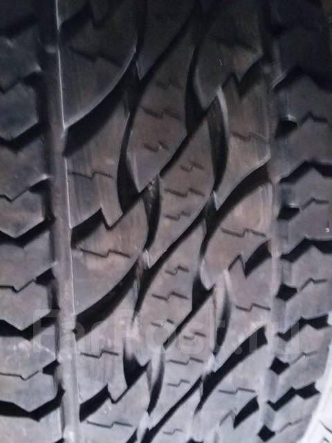 Bridgestone Dueler A/T 697. Всесезонные, 2014 год, износ: 10%, 4 шт