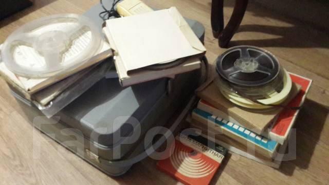 Боббинный магнитофон Чайка 1966 + боббины. Оригинал