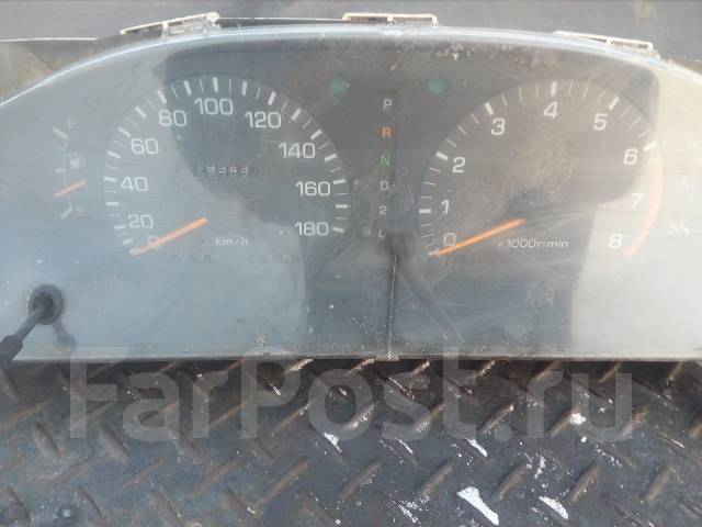 Спидометр. Toyota Vista, SV30 Двигатель 4SFE