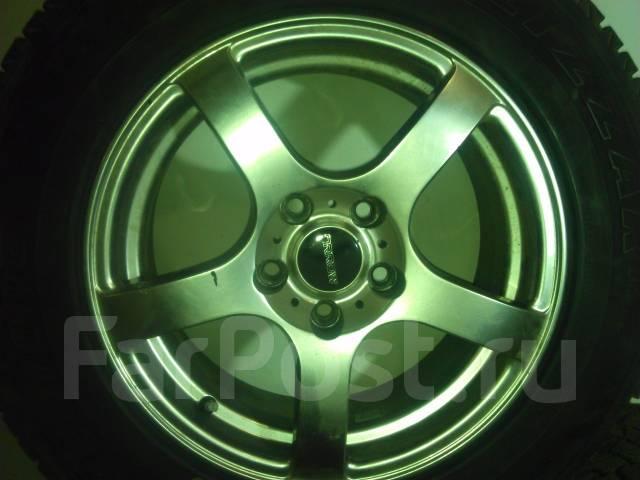 Bridgestone Blizzak DM-Z3. Зимние, 2011 год, износ: 10%, 4 шт