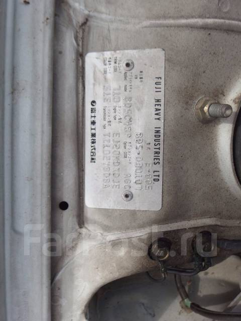 Двигатель. Subaru Legacy, BD5, BG5 Двигатель EJ20H