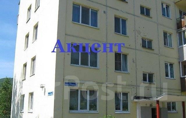 2-комнатная, улица Адмирала Угрюмова 3. Пригород, агентство, 48 кв.м. Дом снаружи
