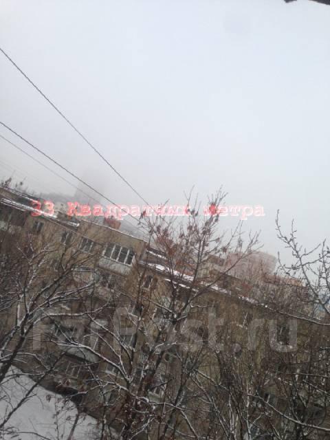 2-комнатная, улица Некрасовская 96/4. Некрасовская, агентство, 56 кв.м. Вид из окна днем
