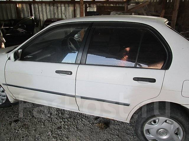 Дверь боковая. Toyota Corsa Toyota Tercel