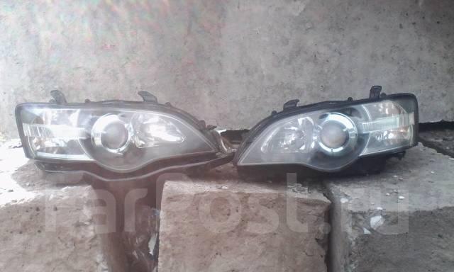 Фара. Subaru Legacy, BP5