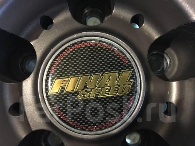 Final Speed. 8.0x17, 5x114.30, ET35