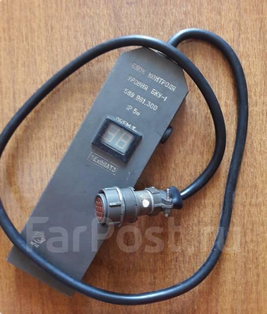 Продам блок контроля уровня заполнения емкостей газом (процентометр)