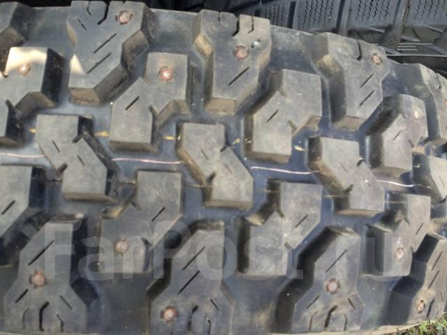 Bridgestone. Зимние, шипованные, износ: 5%, 4 шт