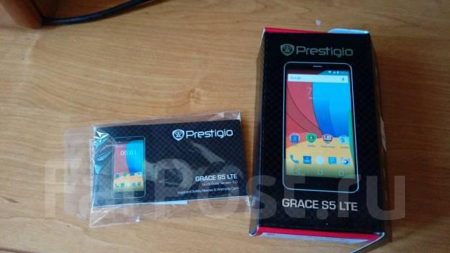 Prestigio Grace S5 LTE. Б/у
