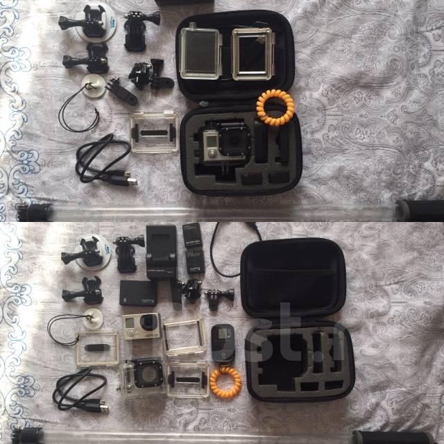 GoPro HD HERO3. 10 - 14.9 Мп, с объективом