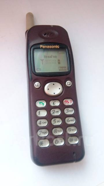 Panasonic. Б/у