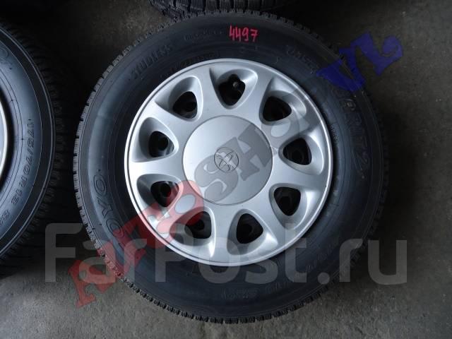 Штампованные диски с резиной Toyo Observe Garit 2. 5.0x13 4x100.00