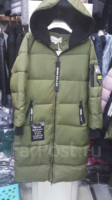 Куртки-пуховики. Рост: 146-152, 152-158, 158-164 см