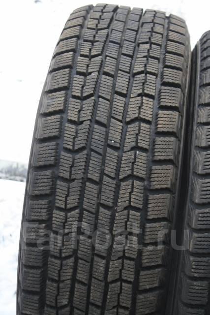 Goodyear Ice Navi Zea. Зимние, без шипов, износ: 10%, 2 шт