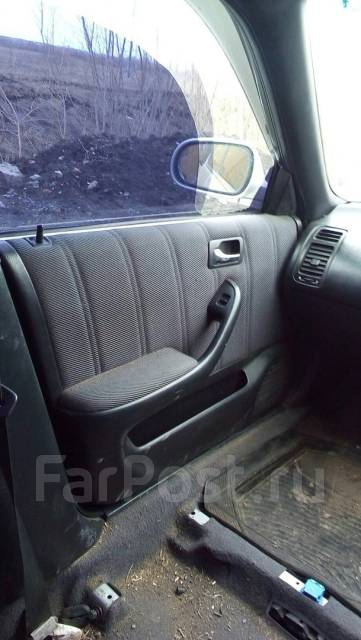 Дверь боковая. Honda Rafaga Honda Ascot