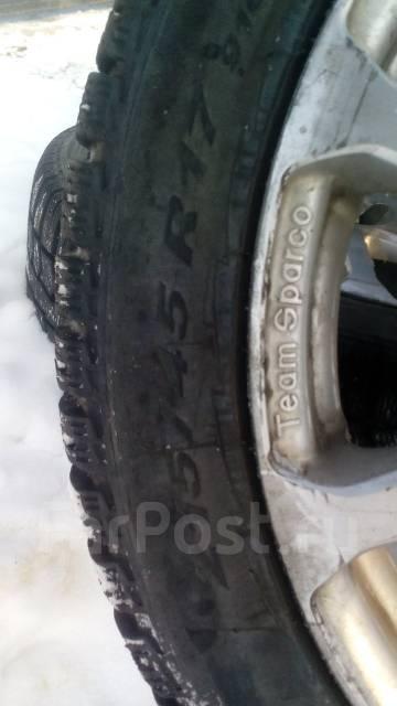 Продам колёса. 7.0x17 5x100.00 ЦО 65,0мм.