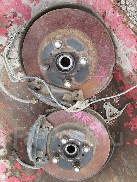 Датчик abs. Toyota Sprinter Carib, AE115