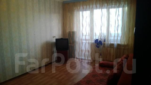 1-комнатная, улица Павла Морозова 96. Индустриальный, частное лицо, 33 кв.м.