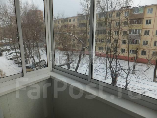 2-комнатная, улица Кутузова 8б. Вторая речка, проверенное агентство, 45 кв.м.