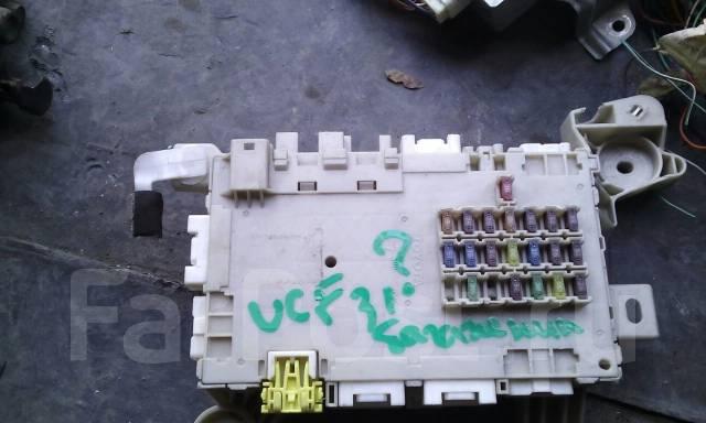 Блок предохранителей. Toyota Celsior, UCF31 Двигатель 3UZFE