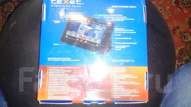 teXet TB-710HD