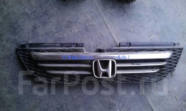 Решетка радиатора. Honda Odyssey, RB1 Двигатель K24A