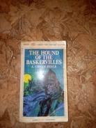 Книга Собака Баскервилей, на английском языке