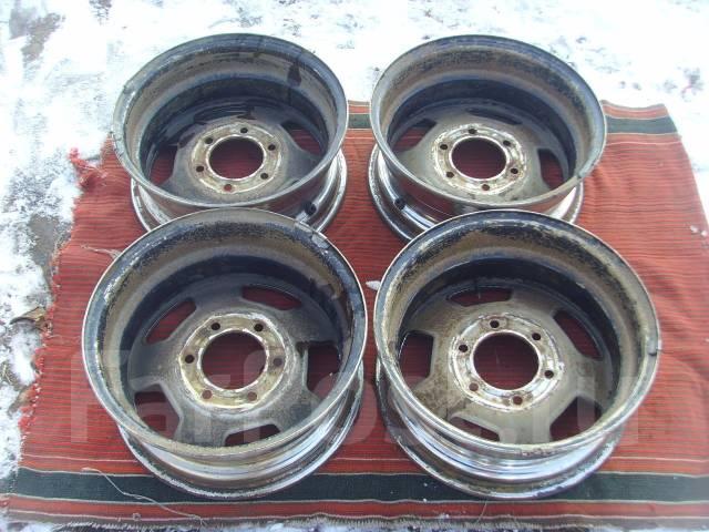 Nissan. 6.0x15, 6x139.70, ЦО 100,0мм. Под заказ