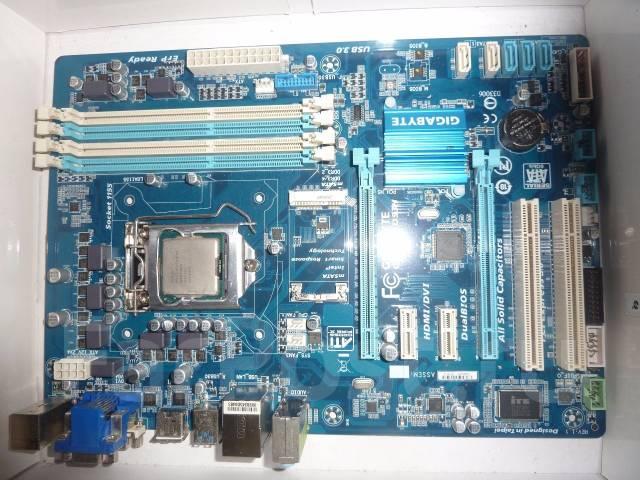 GIGABYTE GA-Z77-DS3H Rev. 1.0