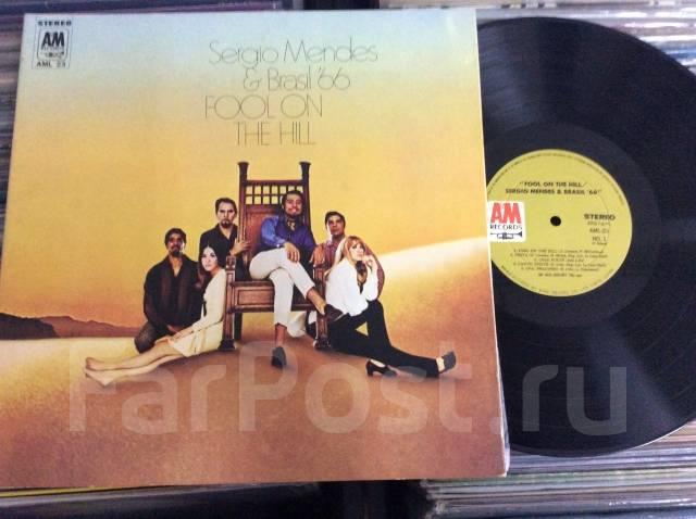 JAZZ! Сержио Мендес / Sergio Mendes & Brasil'66 - FOOL ON THE HILL -