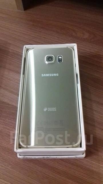 Samsung Galaxy s6 Duos. Б/у