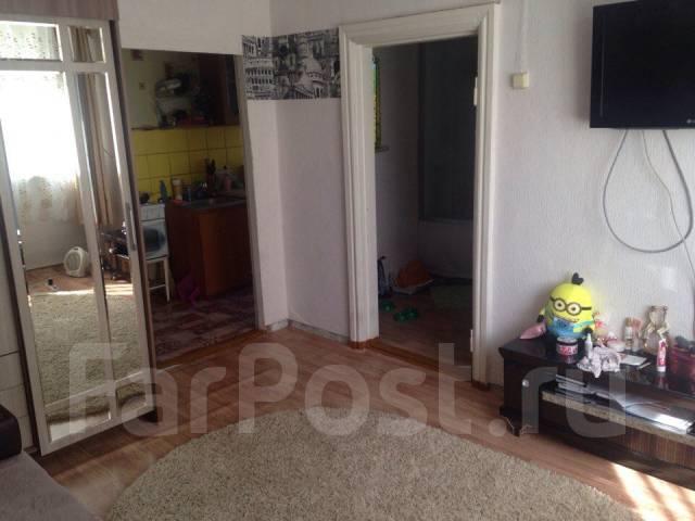 2-комнатная, улица Приморская 4. Жд.вокзал, частное лицо, 29 кв.м.