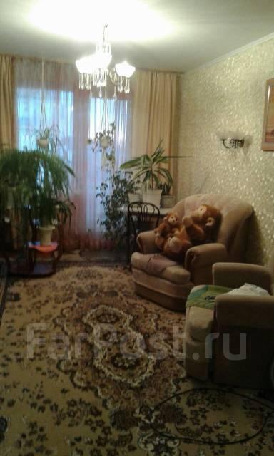 3-комнатная, ул.Стрелковая 11. гарнизон Лазо-1, частное лицо, 63 кв.м.
