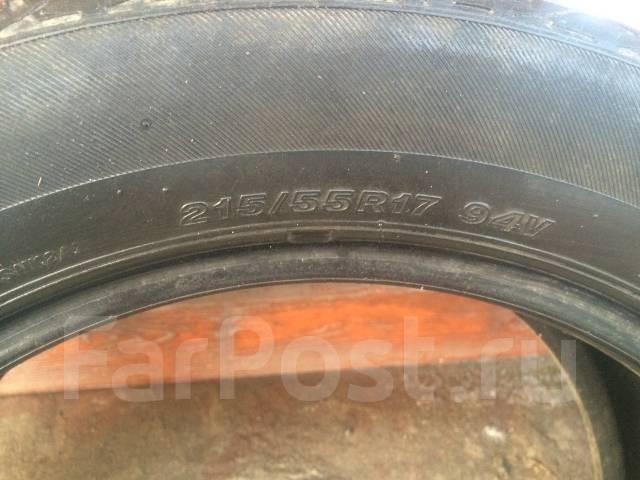 Bridgestone Sneaker. Летние, 2011 год, износ: 50%, 3 шт